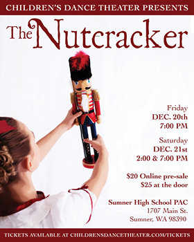 nutcracker 2019 poster