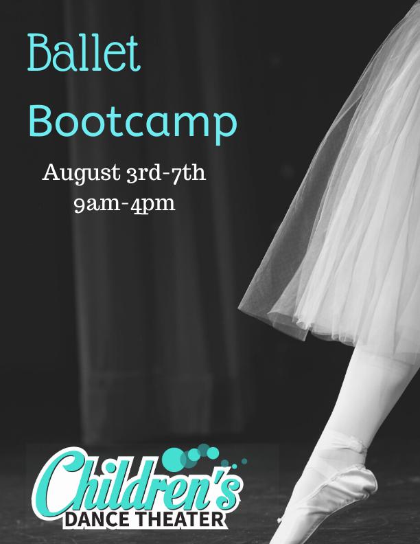 ballet bootcamp logo